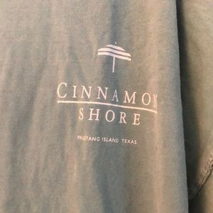 Comfort Colors Tops - Cinnamon shore Comfort colors T-shirt SOLD